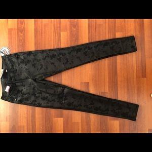 Denim - Black Camo jeans